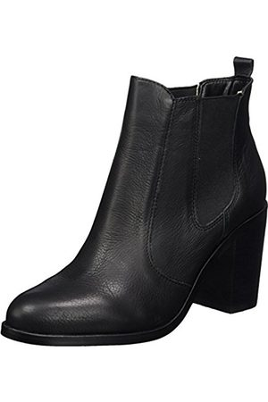 Buffalo Women's 416-7044 Indios Leather Chelsea Boots