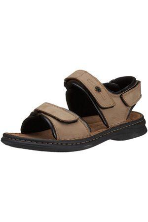Josef Seibel Men's Rafe Stone Sandal 10104 6.5 UK