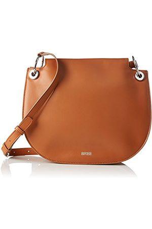 Bree Women Handbags - Cordoba 1, Cross Shoulder, Women's Shoulder Bag, Braun (Cognac)