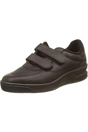 TBS Women Flat Shoes - Womens Biblio Shoes Schwarz (Noir) Size: 3.5 (36 EU)