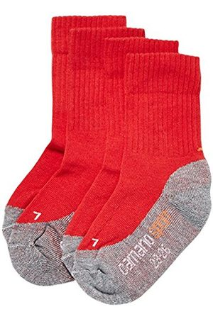 Camano Unisex 3721 Sportswear Ankle Socks Pack of 2