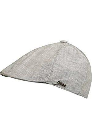 CAPO Unisex Adults Linen Flat Cap Hoods