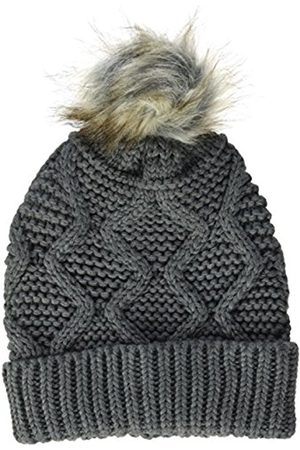 Pieces Women Beanies - Women's Pcjudith Hood Beanie, (Medium Melange)