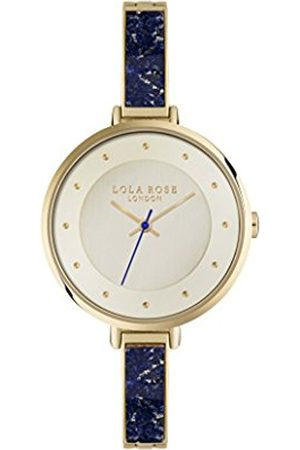 Lola Rose Womens Analogue Classic Quartz Watch with Brass Strap LR4036