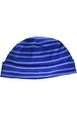 maximo Boy's Mütze Mit Umschlagrand, Ringeljersey Hat
