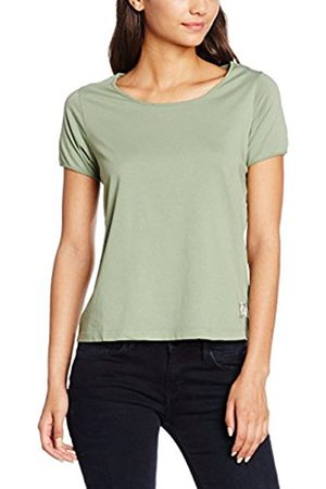 Cross Women's 55105 Vest, -Grün (Olive 015)