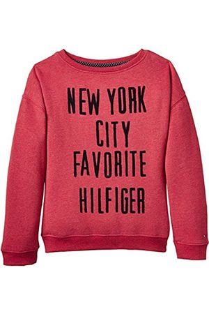 Tommy Hilfiger Girl's Sweatshirt - - 8 Years