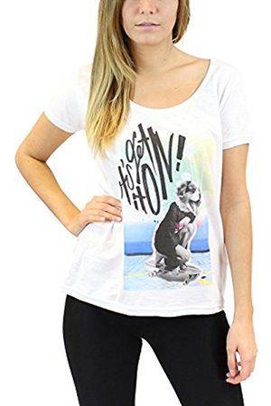 Eleven Paris Women's Short Sleeve T-Shirt - - 10