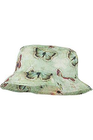 maximo Girl's Hut Hat, Grün (Hellgrün-Schmetterling 32)