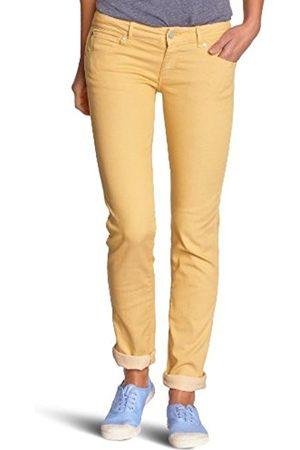 Wrangler Women Slim Jeans - - Jaune (Desert Sand) - 25W/34L