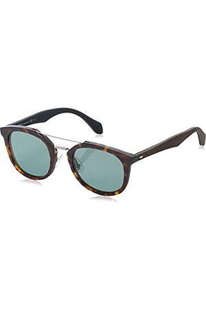 HUGO BOSS Boss Sunglasses 0777/S UC Blck Dkbrown