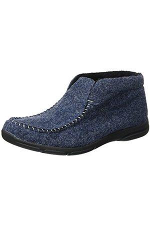 Romika Women's Traveler H 02 Hi-Top Slippers Blue Size: 6 UK