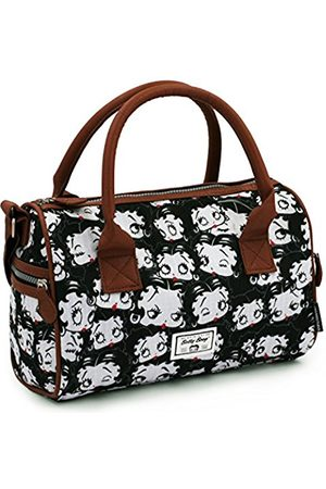 Betty Boop Noir Messenger Bag