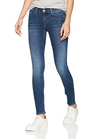 Tommy_Jeans Women's Mid Rise Nora Nmst Skinny Jeans