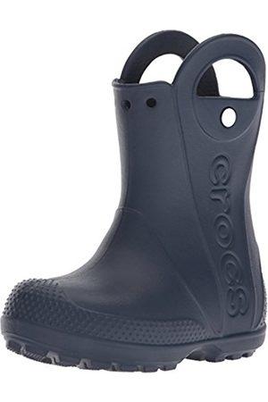 fafb8e5bc Crocs Unisex Kids  Handle It Rain Wellington Boots