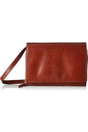 Royal RepubliQ Raf Eve, Women's Cross-Body Bag, Braun (Cognac)