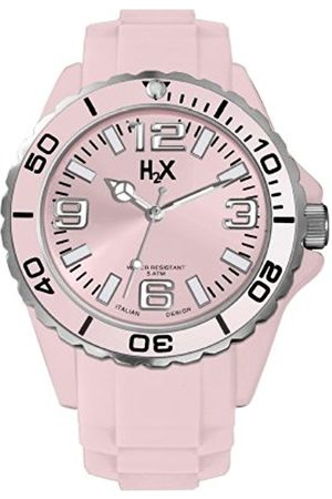 H2X – SP382DP1 – Ladies Watch – Analogue Quartz – Silicone Wristband