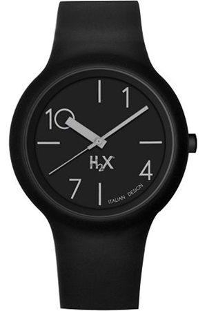 H2X – sn390un1 – Watch Men – Quartz Analogue – Silicone Strap