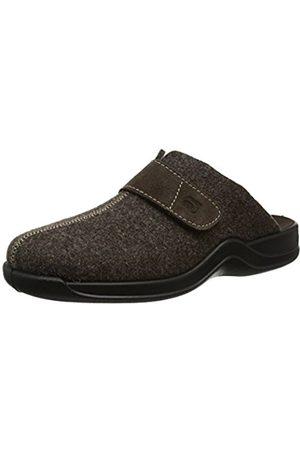 Rohde Vaasa-h Men's Slippers Brown Size: 9.5 UK