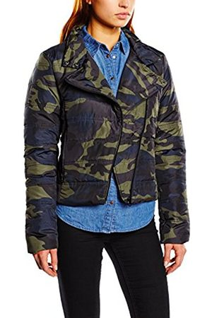 Blend Women's Quilted Raincoat Multicoloured Mehrfarbig (Printed 29100) 10