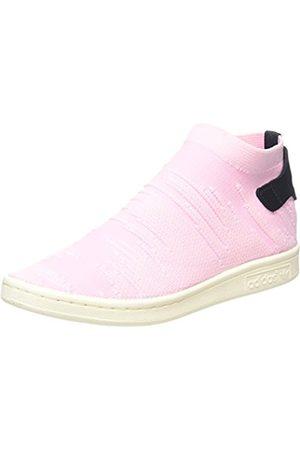 adidas Originals Women's Stan Smith Sock PK W Trainers, ( Wonder )
