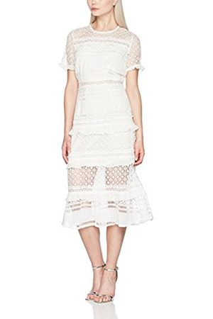 Foxiedox Minkpink Women's Flower Crush Collar short Sleeve Regular Dresses