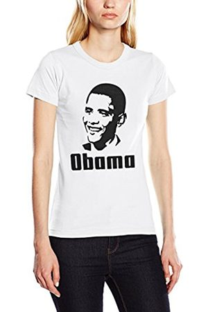 Touchlines Women's T-Shirt Barack obama