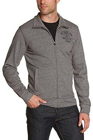 Petrol Industries Men's Stand Up Collar Sweat Sweatshirts Long Sleeve Sweatshirt Sweatshirt