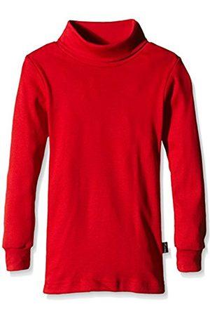 Trigema Girl's Pullover Girls Long Sleeve Turtle Neck Ski/Sport - - 10 Years