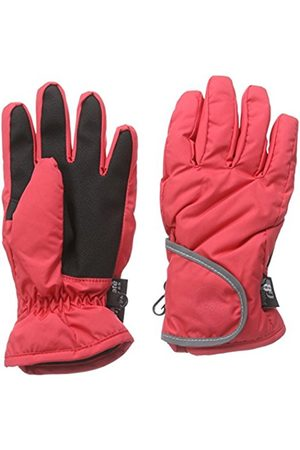 Sterntaler Girl's 4331404 Gloves - Red - 6