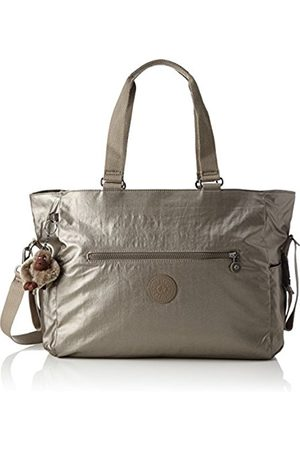 Kipling ADORA BABY - Baby Changing Bag - Metallic Pewter - (Gold)