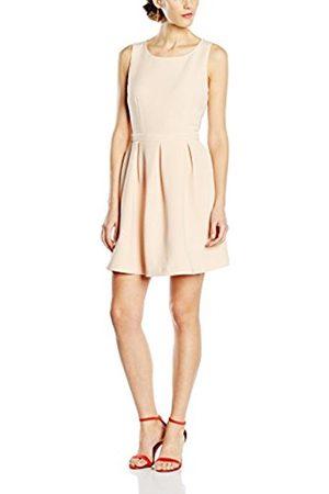 Suncoo Women's Plain Sleeveless Dress