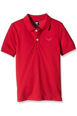 Trigema Unisex Polo Shirt Rot (kirsch 036) 128 (8 Years)