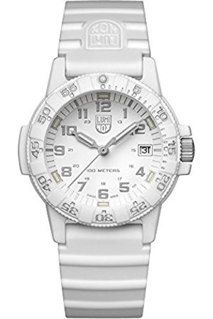 050202d09b3 Luminox Leatherback Sea Turtle 0300 series Watch with carbon compound Case  White