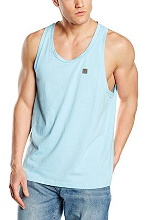 Voi Jeans Men's HARLOW Plain Sleeveless Vest