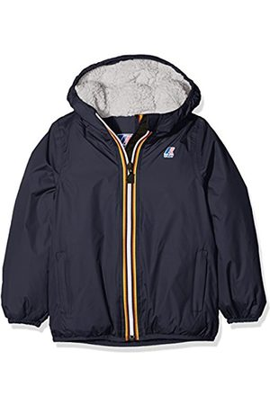 K-Way Boy's Le VRAI 3.0 Claudette ORSETTO Waterproof Jacket