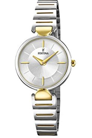 Festina Women's Analogue Quartz Watch with Stainless Steel Strap F20320/1