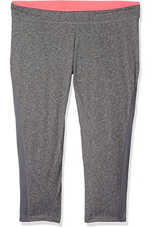 Result Women's S273F Tights, (Sport Marl/Hot Coral)