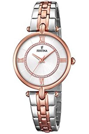 Festina Women's Analogue Quartz Watch with Stainless Steel Strap F20316/2