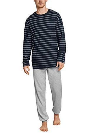 Schiesser Men's Family Anzug Lang Pyjama Set