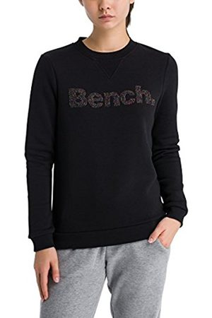 Bench Women's Logo Crew Neck Sweatshirt
