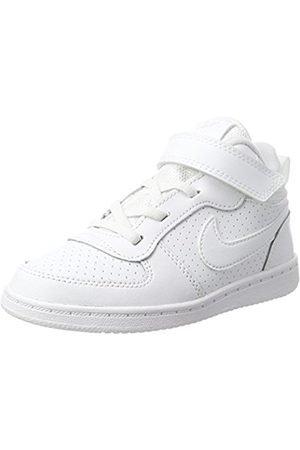 Nike Boys' Court Borough Mid (TDV) Gymnastics Shoes