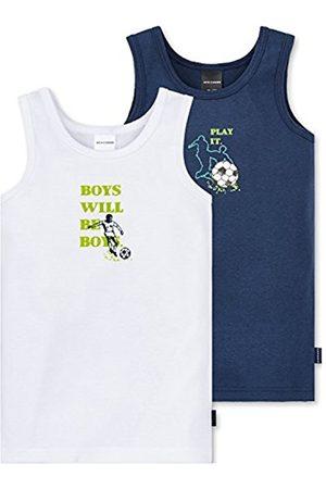 Schiesser Boy's Multipack 2pack Hemd 0/0 Underwear Set