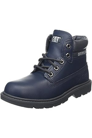 Caterpillar Unisex Kids' Colorado Plus Zip Boots, (Kids Navy)