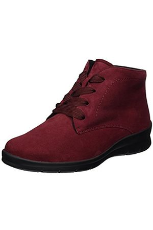 Semler Women's Xenia Ankle Boots Red Size: 8 UK