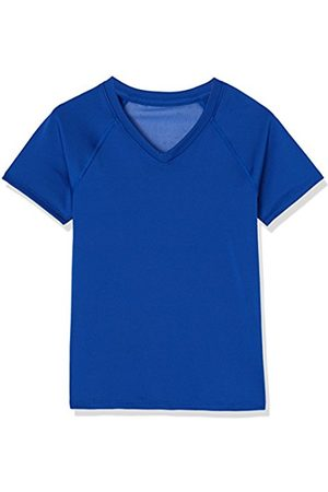 RED WAGON Girl's Mesh Back Sports T-Shirt