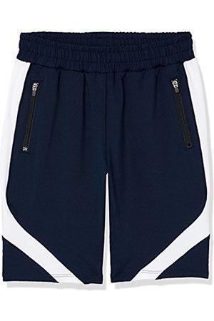 RED WAGON Boy's Colour Block Sports Shorts