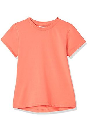 RED WAGON Girl's Mesh Back Panel Sports T-Shirt