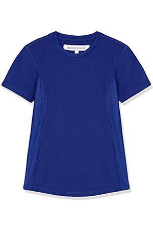 RED WAGON Boy's Breathable Mesh Panel Sports Shirt