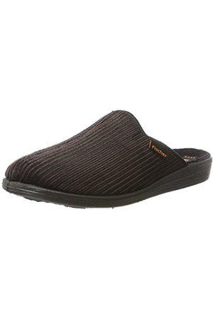 Fischer Men's Frank Open Back Slippers Size: 12.5 UK